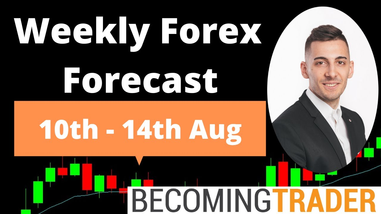 Weekly Forex Forecast 10th to 14th August 2020