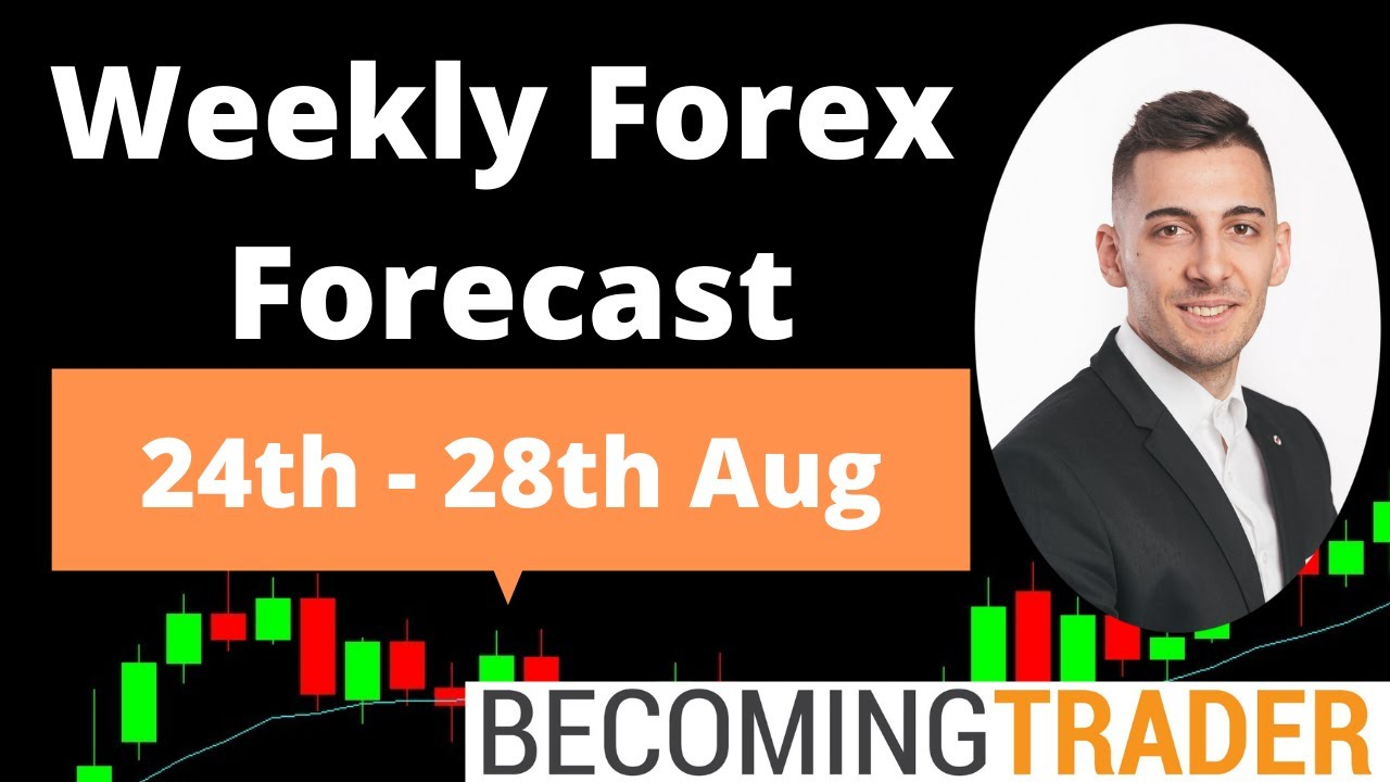 Weekly Forex Forecast 24th to 28th August 2020