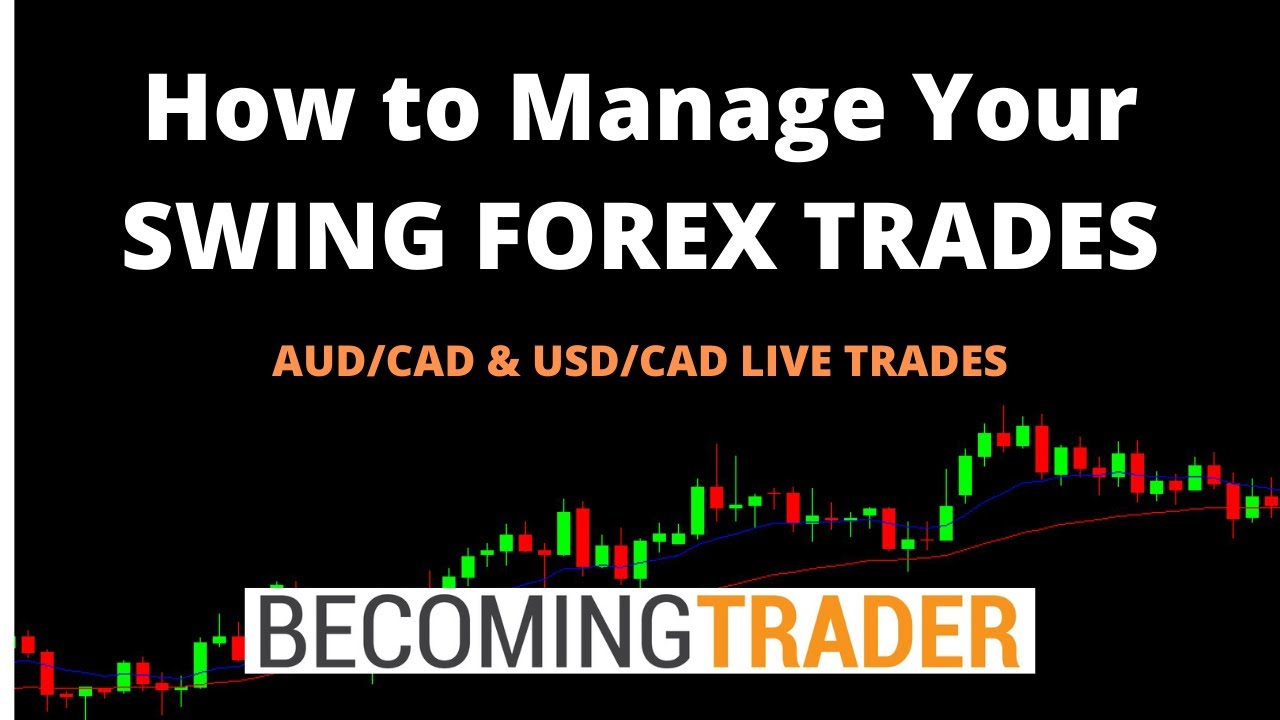 Forex Swing Trades Management – Forex Live Trades