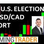 U.S. Elections & USD/CAD Short Live Forex Trade