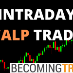 Live Trading the Forex Bounces and Scalping Strategy for Futures Market