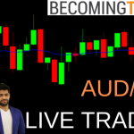 Forex Day Trading on AUD/USD - Bounce Trading Strategy