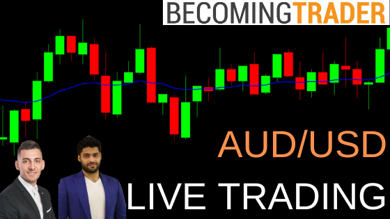 Forex Day Trading on AUD/USD – Bounce Trading Strategy
