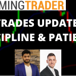 Forex Swing Trades Update, Discipline and Patience (Update Video)