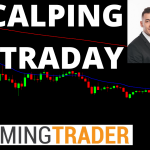 How to Trade Forex & Futures using Scalping Strategy - Live Trading