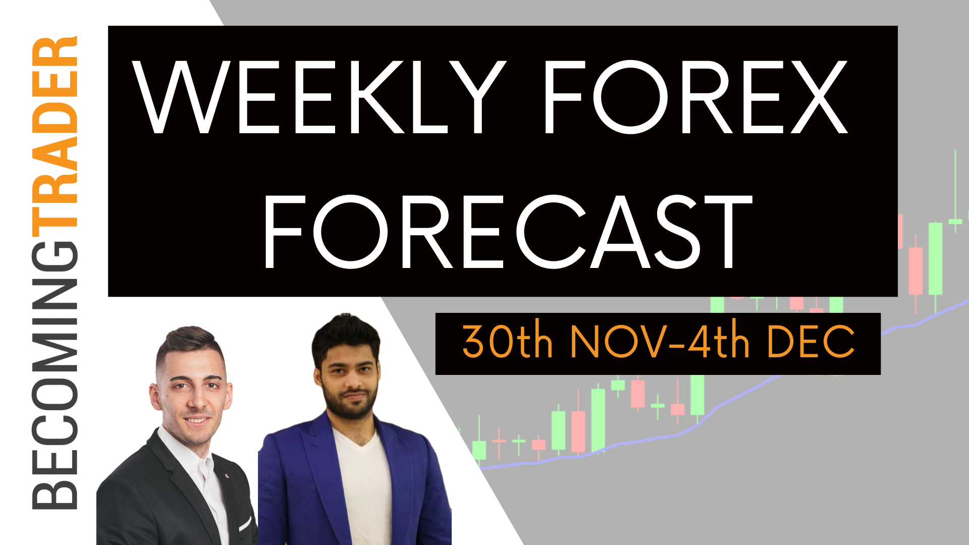 Weekly Forex Forecast 30th November to 4th December 2020