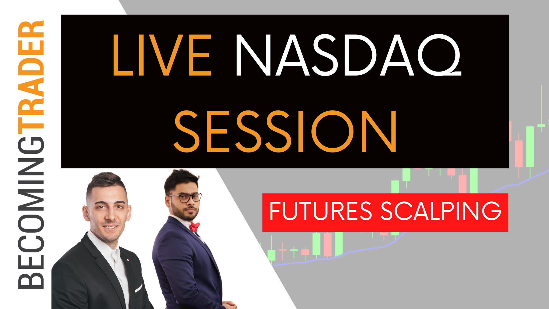Live Nasdaq Scalping Session | Futures Trading
