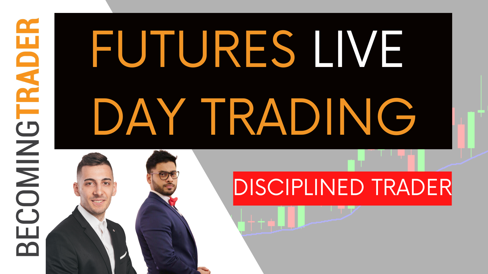 Futures Live Day Trading Session | Disciplined Trader