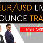 EUR/USD Forex Live Trading | Trade Taken In Our Forex Mentoring Program
