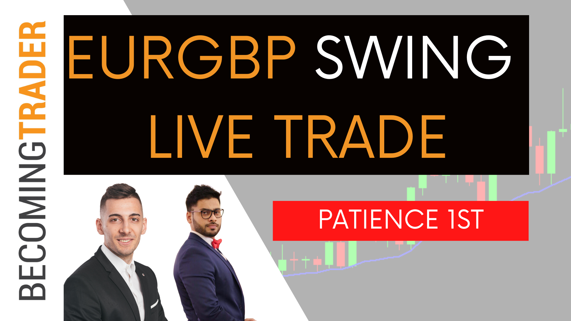 Importance of Patience in Trading | EUR/GBP Live Forex Swing Trade