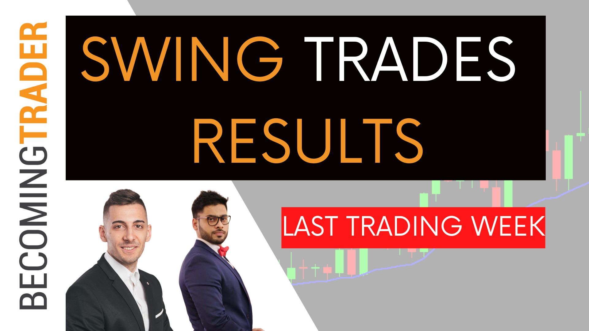 Forex Swing Trading Results | Last Trading Week
