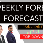 Weekly Forex Forecast 15th to 19th February 2021 | Top-Down Approach